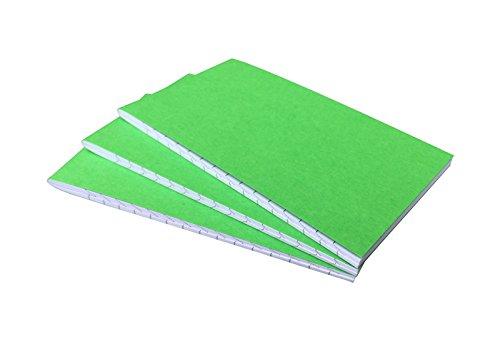 Unbranded Pocket Notebook, Lime (3-pack of Notebooks)