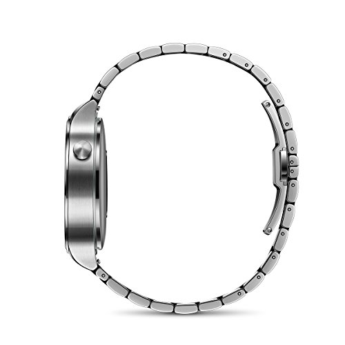 Huawei Watch Stainless Steel with Stainless Steel Link Band (U.S. Warranty) by Huawei (Image #2)
