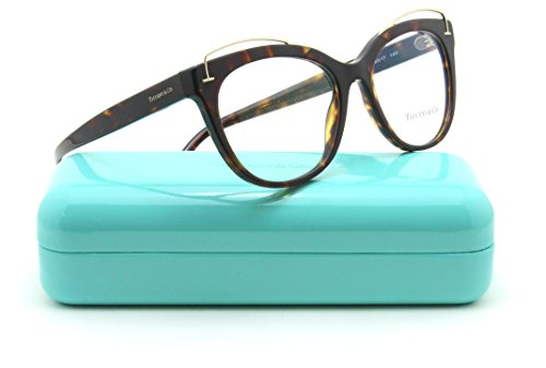Discount Eyeglass Frames - Tiffany & Co. TF 2166 Women Cat-Eye Eyeglasses RX - able Prescription Frame 8015, 51mm