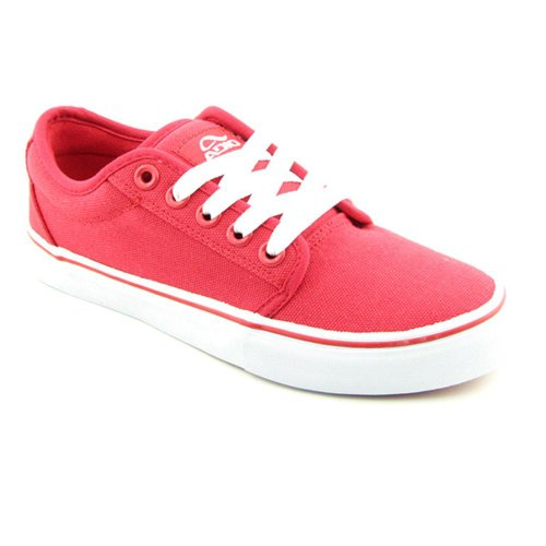 6 UK Red Sydney Trainer Adio and White nFYPxFq1