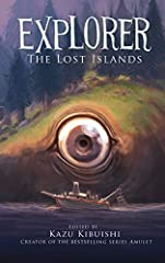 The highly anticipated second volume to the critically acclaimed Explorer series, The Lost Islands is a collection of seven all-new stories written and illustrated by an award-winning roster of comics artists, with each story centered aroun...