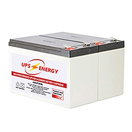 41rJORGBzdL._SY463_ amazon com apc sua750i replacement battery kit ups energy  at edmiracle.co