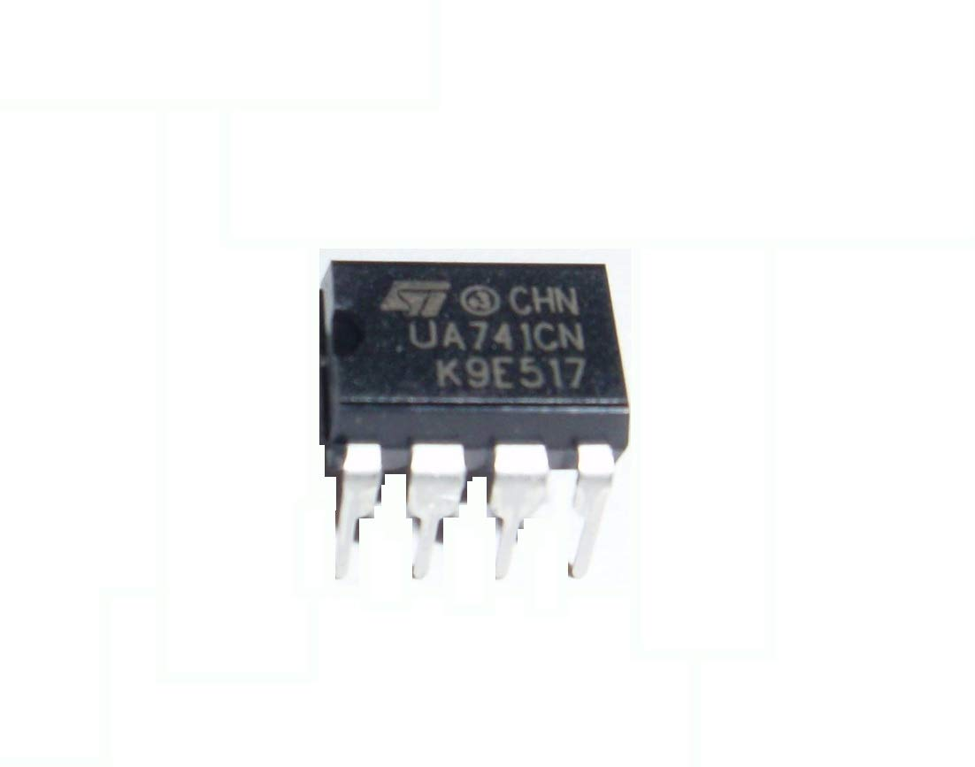 Ua741 General Purpose Operational Amplifier Dip8 1 Piece Lm741 Circuits Connected To Digital Cell Phones Accessories