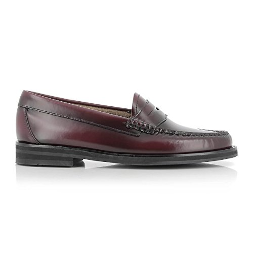 G.H. Bass Weejuns Penny Winter Wine Leather EL0JWb