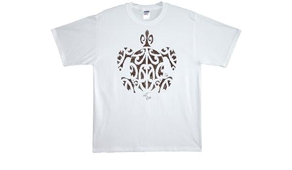 Kauai Imprint - RJC Tatau (adhesivo) Honu franela de algodón ...