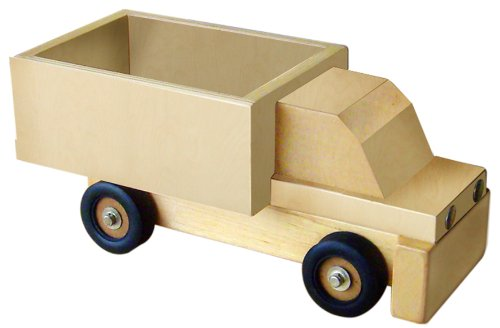 A+ Child Supply Wooden Trucks by A+ Childsupply, Inc.