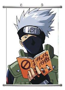 Naruto Anime Kakashi - Pergamino de pared (tamaño ...