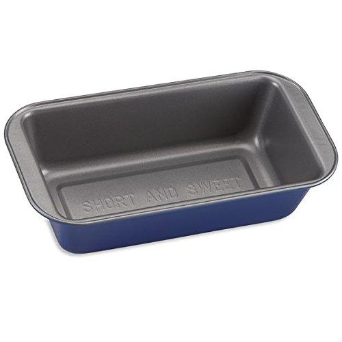 KSNY All in Good Taste Metal Bakeware Loaf Pan, Aluminum