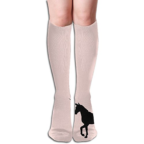 Long Stocking Running Horse Women's Over Knee Thigh