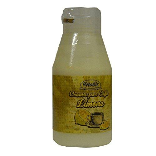 Topping crema de limón Gr. 120 - Nobis Nocciole: Amazon.es: Alimentación y bebidas