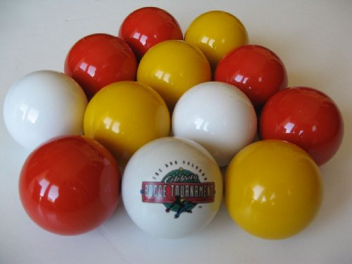Gift Pack of 55 Bocce Pallinos (Any Color) with sublimated logo