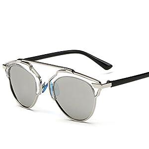 SnikFish Fashion The Influx Of Women Polarized Sunglasses (Gray)