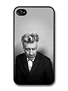 AMAF ? Accessories David Lynch Black & White Portrait Director Filmmaker case for Iphone 5 5s by ruishername