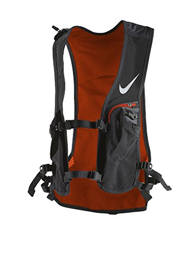 Nike Hydration Race Vest Black/Total Crimson/Silver Size Small/Medium