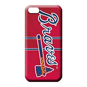 diy zhengiPhone 6 Plus Case 5.5 Inch covers New Arrival Awesome Look mobile phone carrying shells atlanta braves mlb baseball