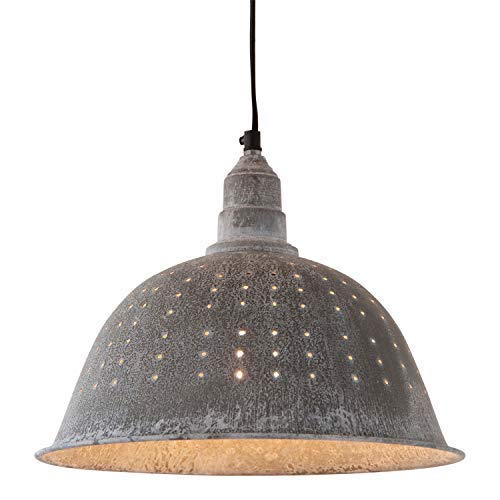 Ribbed Pendant Light in US - 3