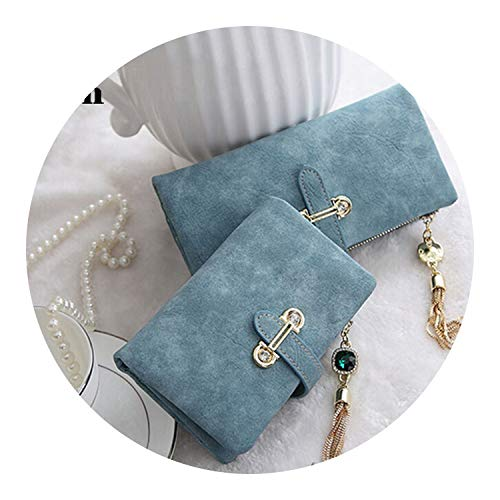 Hot Sale Women's purse 7 Colors women's wallet women purses coin purse credit Card Holder