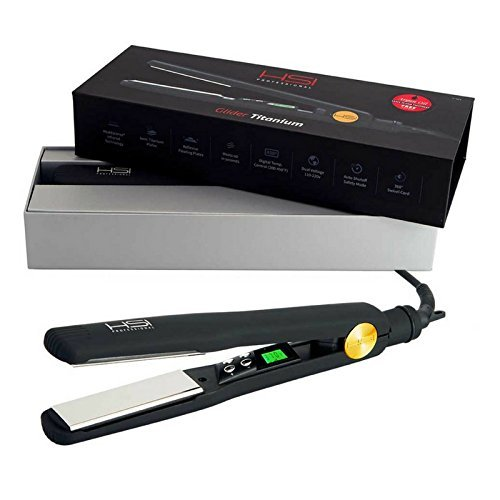 Buy titanium flat iron