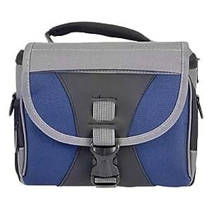 CECT STOCK Profesional de DSLR Camera Bag BX39 (azul)