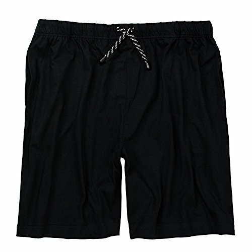 10xl Pyjama Taille Short De Jusqu'au Adamo Grande Noir qp07PwRw