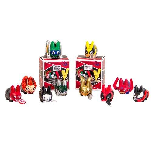 Kidrobot Marvel Series Labbit Mini Action Figure