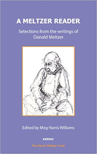 a meltzer reader selections from the writings of donald meltzer the harris meltzer trust series