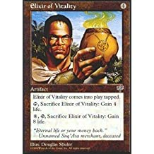 Magic: the Gathering - Elixir of Vitality - Mirage by Magic: the Gathering