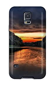 [VvwaYTm12931sZXFI] - New The Sunset Strait Protective Galaxy S5 Classic Hardshell Case