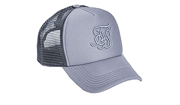 Gorra Siksilk Foam Trucker Grey: Amazon.es: Ropa y accesorios