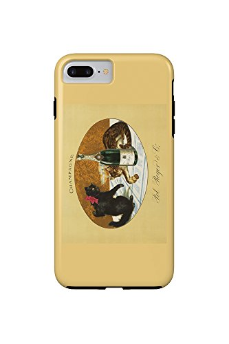 champagne-pol-roger-c-1921-vintage-poster-iphone-7-plus-cell-phone-case-tough