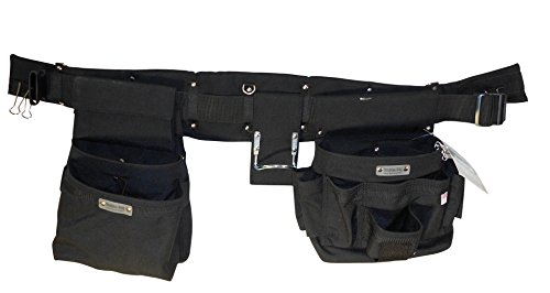 Boulder Bag ULT100BKSM Ultimate Electrican Comfort Combo with Quick Release Belt