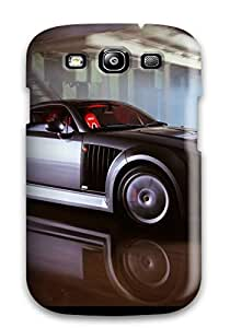 Tpu Case Cover Compatible For Galaxy S3/ Hot Case/ Car Border