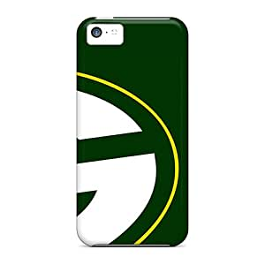 Kristty PSH100LJGB Case Cover Skin For Iphone 5c (green Bay Packers)
