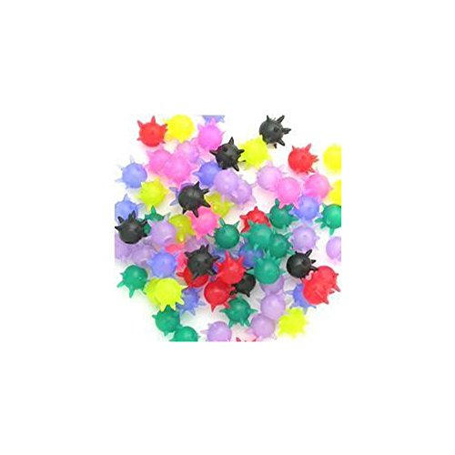 (Painful Pleasures 100 count UV MACE TICKLERS.Perfect For TONGUE RINGS)