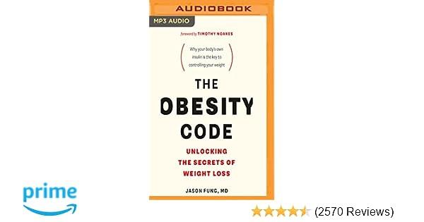 Obesity Code, The: Dr  Jason Fung, Brian Nishii