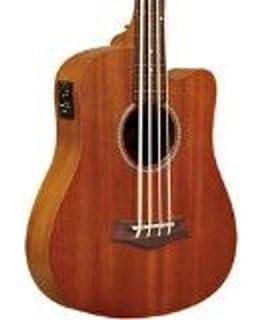 Gold Tone GT Series M Bass FL 4 String Acoustic MicroBass Fretless