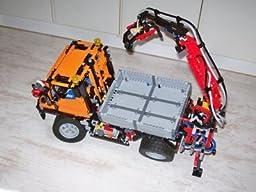 Amazon.com: LEGO Technic Unimog U400 (8110): Toys & Games