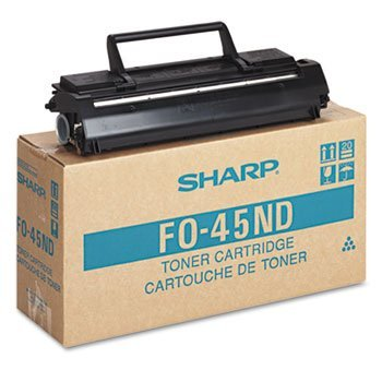 (Sharp FO45ND Toner/Developer Cartridge, 6500 Page-Yield, Black)