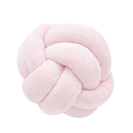 TOOGOO nudo bola amortiguador oficina cintura amortiguador trasero bebe almohada peluche munecas juguetes para ninos tienda