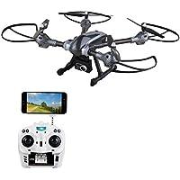 Polaroid PL800 Quadcopter Drone, Silver