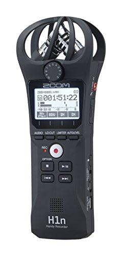 Zoom H1n Handy Recorder (Black)