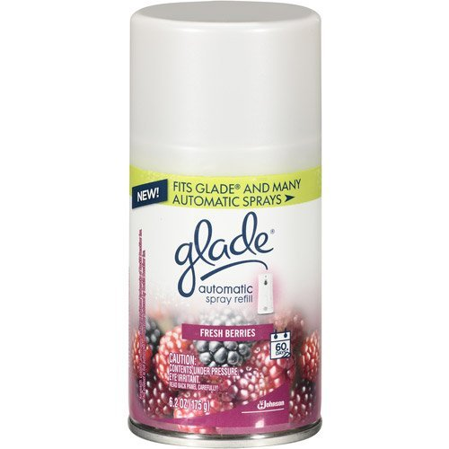 Glade Automatic Spray Refill Can - Fresh Berries - Net Wt. 6