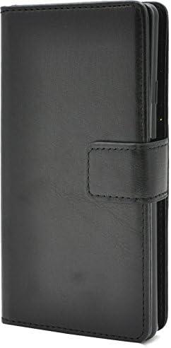 PLATA MONO MO-01J ケース 手帳型 モノ カラー レザー スタンド ケース ポーチ 手帳 カバー 【 ブラック 黒 くろ black ぶらっく 】 DMO01J-77BK