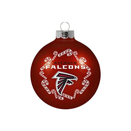 NFL Atlanta Falcons Small Ball Ornament