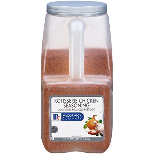 McCormick Culinary Rotisserie Chicken Seasoning