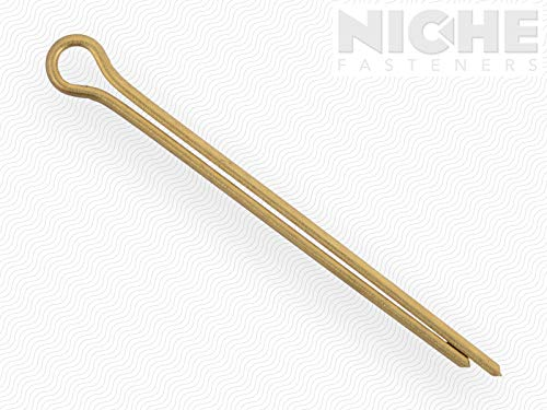 (Cotter Pin 3/32 x 1-1/2 Brass (200 Pieces))