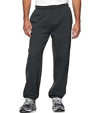 Mens Heavyweight Sweatpants (S, Charcoal)