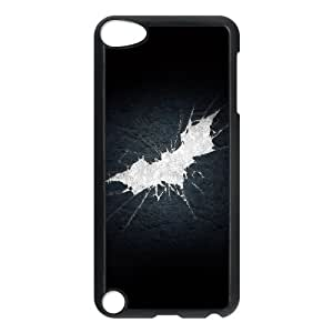 Batman Shattered Logo Ipod Touch 5 Case Black 218y-035816