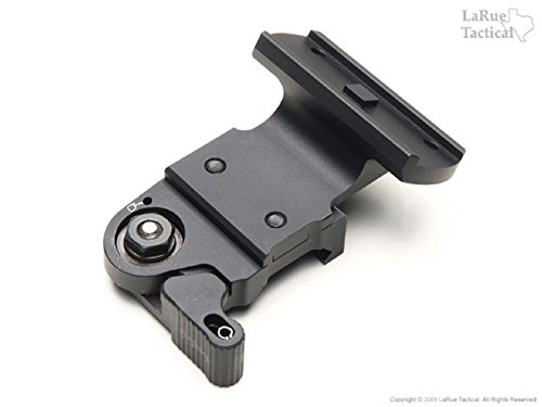 LaRue Tactical LT724 Aimpoint Micro T-1 Angled CQB Rifle Scope Mount (Speed Lever Mount)