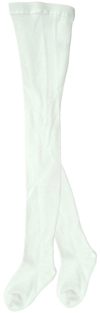 ベビーストーリー ベビー&キッズ綿混タイツ 105cm 白 NM10001 日本製